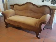 Wiener Barock Sofa um 1870