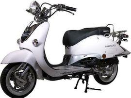 Sonstige Motorroller - Retroroller R05 ZNEN 50ccm Motorroller