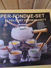 Fondue-Geschirr