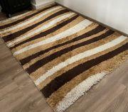 Shaggy Hochflor Teppich 120 x