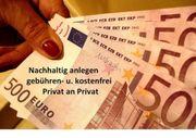 Privat verzinst Ihr Geld mit