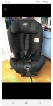 Reboarder Kindersitz unfallfrei