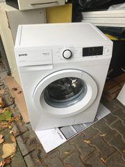 Gorenje Waschmaschine keine 2 Jahre