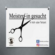 Friseur in mit Meisterbrief gesucht