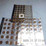 DM 10 Pfennig komplette Sammlung