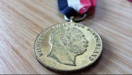 Medallie Orden am Band Deutsch: Kleinanzeigen aus Leverkusen - Rubrik Münzen