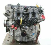 Kompletter Motor Engine Ford Fiesta