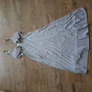 Kleid grau Gr 36 38