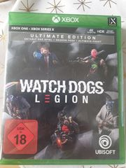 Watchdogs Legion Ultimate Edition XBOX