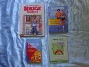 4 Bücher über Essen Laufbuch