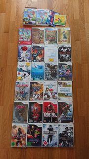 Nintendo Wii Spiele Preisliste
