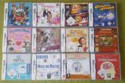 Nintendo DS Spiele und kleine