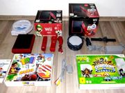 Nintendo Wii Konsole 23 Spiele