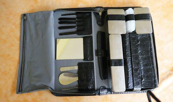 Waschbeutel Kosmetikbeutel für Männer