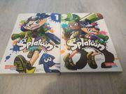 Manga Splatoon 1 und 2