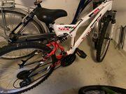 Fahrrad Fully Unisex 26 Zoll