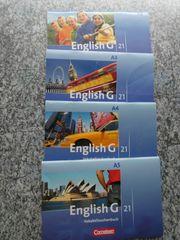 English G21 Vokabeltaschenbuch A2 A3