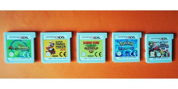 5 Spiele für Nintendo 3DS