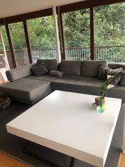 Couch Tisch weiß