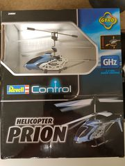 Helicopter Prion