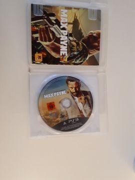 PlayStation 3 - Max Payne 3 Bluray PS3