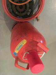 Gasflasche 11 kg Gaskocher
