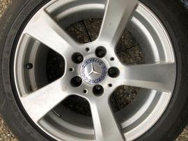 Verkaufe Alufegen Mercedes-Benz