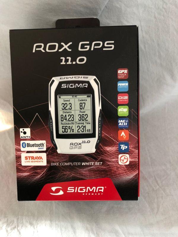 Radcomputer Sigma ROX 11 mit