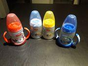 NUK-Flaschen