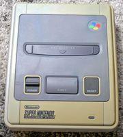 Super Nintendo SNES S-Nr UP11326006