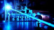 Laborassistent für die optische Beschichtung