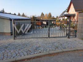 Zäune Tor Zaun Metallzaun Kunstschmiede aus Polen Winterpreis