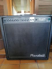 Gitarrenverstärker Randall rx120r