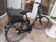 E-Bike - Dynamics - CityBike F7