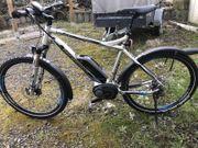 Bergamont E-Bike Bosch RH 56
