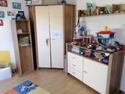 Kinderzimmer Kleiderschrank Drehschrank und Kommode