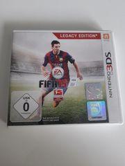 FIFA 15 3DS Spiel