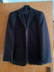 Sakko Jacke Anzug mit Weste