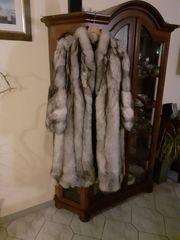 Silberfuchs Mantel