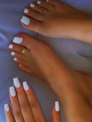 Hand und FußBilder