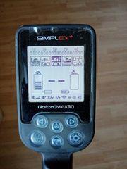 Nokta Makro Simplex mit pin