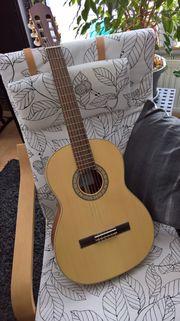 Classica Natura Konzertgitarre 4 4