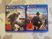 Playstation 4 Spiele - Watch dogs