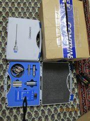 Sensor Testkoffer mit Tester und