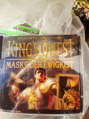 King s Quest 8 Maske