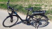Bergamont Damen E-Bike