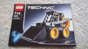LEGO Technic 8418 - Mini-Radlader