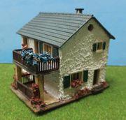 Faller 256 - Haus Holz Kunststoff