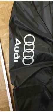 Gepäckaufbewahrung mit Sicherheit für Audi