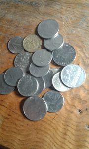 Münzen frankreich
